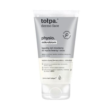 To艂pa 鈥� Physio Mikrobiom 偶el do mycia twarzy i oczu (150 ml)