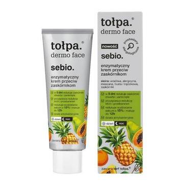 Tołpa Sebio – enzymatyczny krem przeciw zaskórnikom (40ml)