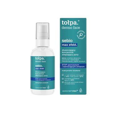 Tołpa – Dermo Face Sebio Max Efekt złuszczający i zwężający pory koncentrat  (75 ml)