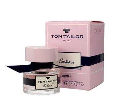 Tom Tailor Exclusive woda toaletowa dla kobiet 30 ml
