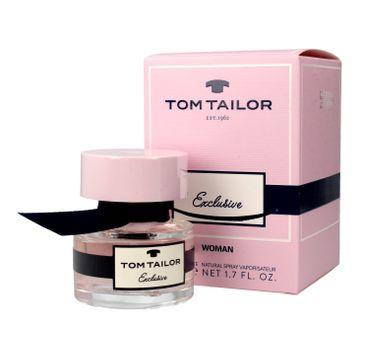 Tom Tailor Exclusive woda toaletowa dla kobiet 50 ml