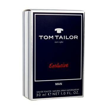 Tom Tailor Exclusive woda toaletowa dla mężczyzn 30 ml