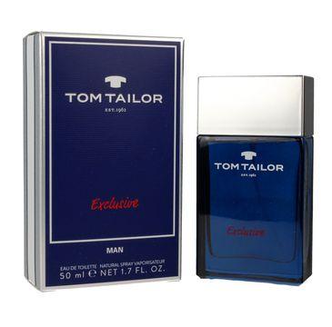 Tom Tailor Exclusive woda toaletowa dla mężczyzn 50 ml