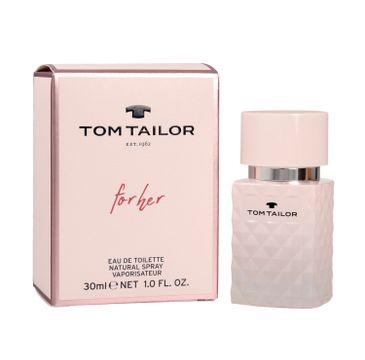 Tom Tailor – For Her woda toaletowa (30 ml)