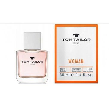 Tom Tailor – Woman Woda toaletowa (30 ml0
