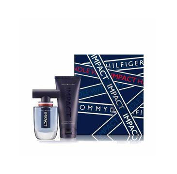 Tommy Hilfiger Impact zestaw woda toaletowa spray 50ml + żel pod prysznic 100ml (1 szt.)