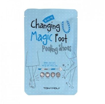 Tony Moly Changing Magic Foot Peeling Shoes złuszczające skarpetki do stóp 17g