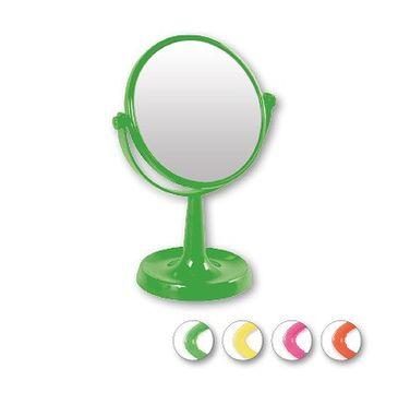 Top Choice – Colours lusterko stojące okrągłe mix (85734) 1 szt.