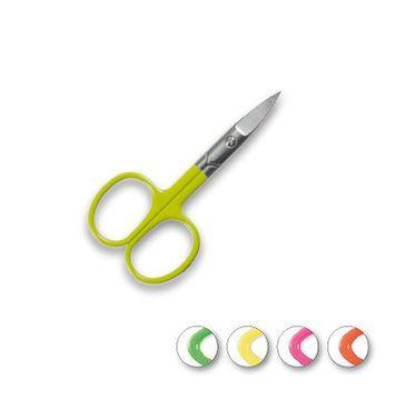 Top Choice – Colours nożyczki do paznokci mix (77678) 1 szt.