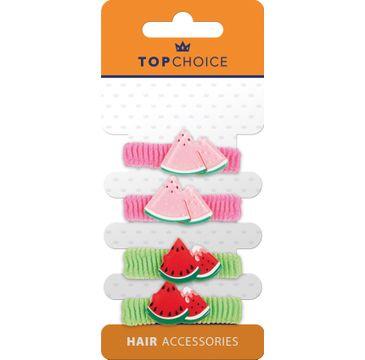 Top Choice – Frotki do włosów 22975 (4 szt.)