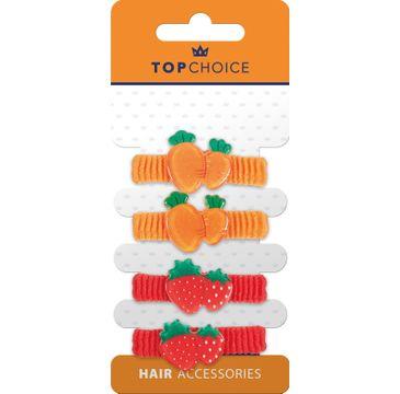 Top Choice – Frotki do włosów 22982 (4 szt.)