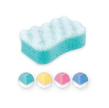 Top Choice gąbka do kąpieli motyl mix 4 kolorów (30406) 1 szt.