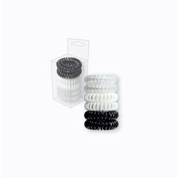 Top Choice gumki do włosów Wire (22401) 1 op. - 6 szt.