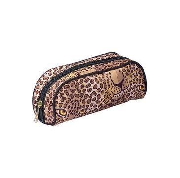 Top Choice – Kosmetyczka damska Leopard 98499 (1 szt.)