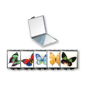 Top Choice lusterko kieszonkowe kwadratowe (85420) 1 szt.