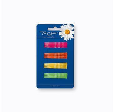 Top Choice wsuwki do włosów mix kolorów (23750) 1 op. - 24 szt.