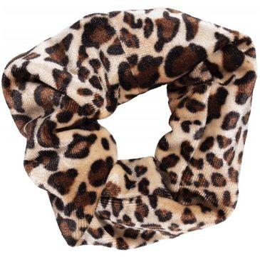 Top Choice – Gumka do włosów Leopard 22890mix wzorów (1szt.)