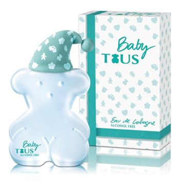 Tous – Baby Unisex woda kolońska Alcohol Free spray (100 ml)