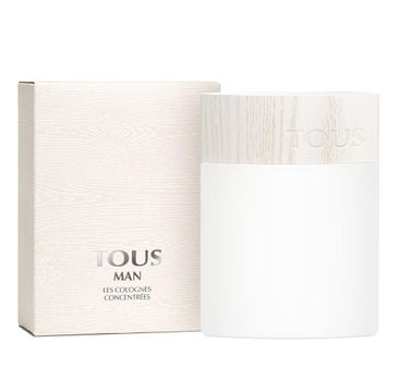 Tous – Les Colognes Concentrées Man woda toaletowa spray (50 ml)