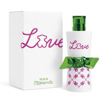Tous – Love Moments woda toaletowa spray (90 ml)