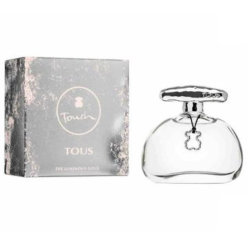 Tous – Touch Luminous Gold woda toaletowa spray (100 ml)