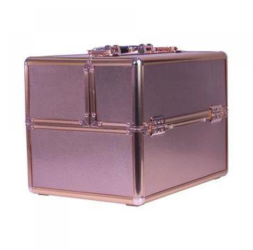 Comfort Plain – kufer z przegródkami Rose Gold (1 szt.)