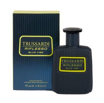 Trussardi Riflesso Blue Vibe woda toaletowa spray (50 ml)