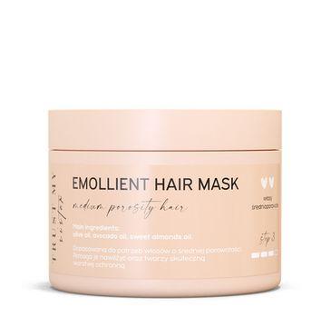 Trust My Sister Emollient Hair Mask maska do włosów średnioporowatych (150 g)