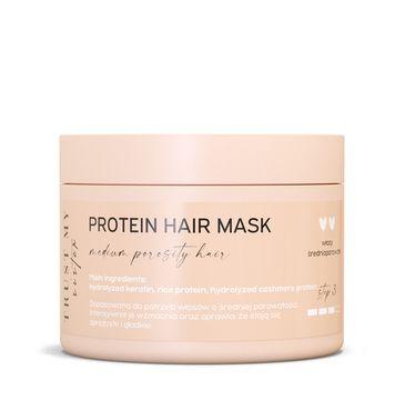 Trust My Sister Protein Hair Mask proteinowa maska do włosów średnioporowatych (150 g)