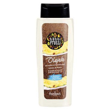 Tutti Frutti Ananas & Kokos olejek do kąpieli i pod prysznic minie 100 ml
