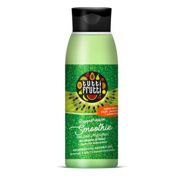 Tutti Frutti Regenerujące Smoothie żel pod prysznic Avocado, Kiwi i Hydrolat Kokosowy (400 ml)