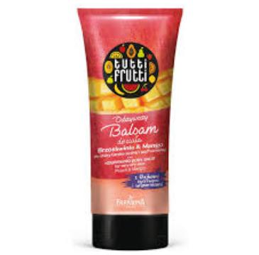 Farmona Tutti Frutti Balsam do ciała odżywczy Brzoskwinia & Mango 200ml