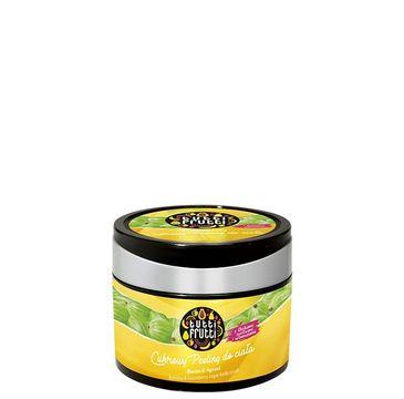 Tutti Frutti cukrowy peeling do ciała banan & agrest 300 ml