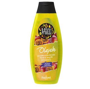 Tutti Frutti olejek do kąpieli papaja i tamarillo 50 ml