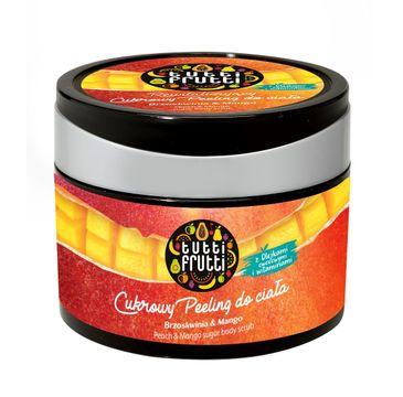 Tutti Frutti peeling do ciała brzoskwinia i mango 300 ml