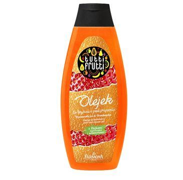 Tutti Frutti Pomarańcza i Truskawka olejek do kąpieli i pod prysznic 425 ml