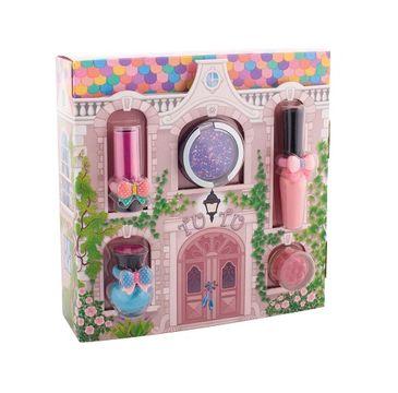 Tutu Domek zestaw prezentowy 5 kosmetyków 00 Mix Kolorów