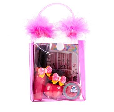 Tutu Mix 21 zestaw prezentowy kosmetyków błyszczyk 01 + lakier 06 + mus 04