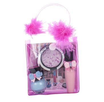 Tutu Mix 22 zestaw prezentowy kosmetyków błyszczyk 03 + lakier 08 + cień 01