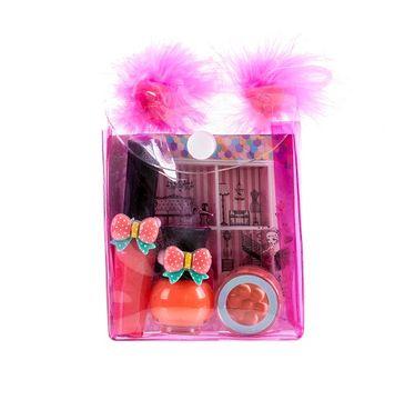 Tutu Mix 24 zestaw prezentowy kosmetyków błyszczyk 02 + lakier 07 + mus 02