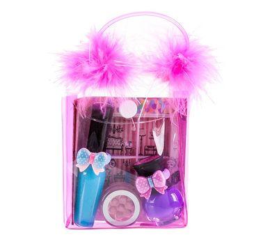 Tutu Mix 25 zestaw prezentowy kosmetyków błyszczyk 04 + lakier 10 + mus 05