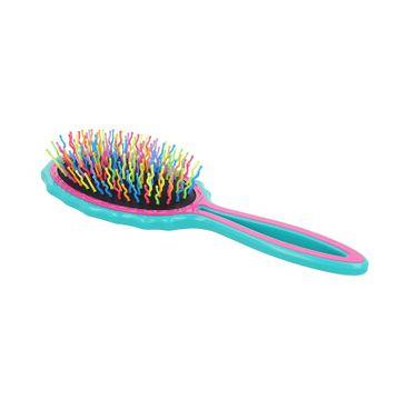 Twish Big Handy Hair Brush duża szczotka do włosów Turquoise-Pink
