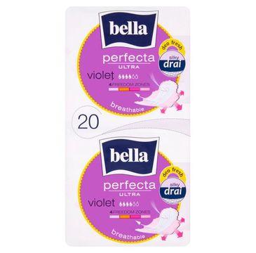 Bella Perfecta Ultra Violet silky drai podpaski (1 op. - 20 szt.)