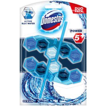 Domestos – Kostka Power Blue Water Ocean (1 op.)