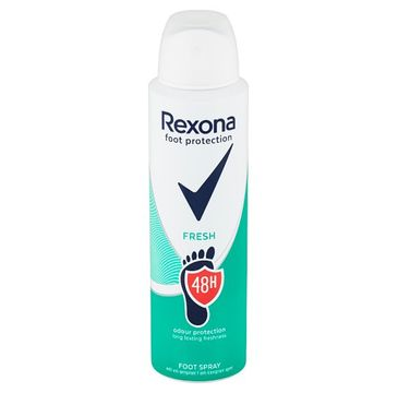 Rexona – Fresh antyperspirant w sprayu do stóp (150 ml)
