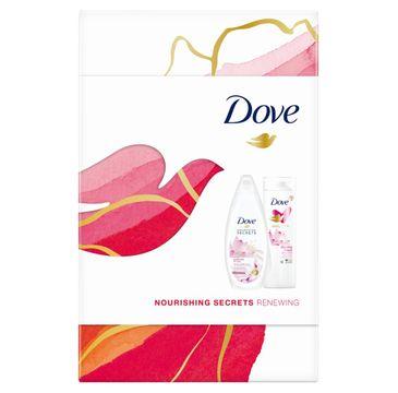 Dove Zestaw prezentowy Nourishing Secrets Glowing Ritual żel pod prysznic 250ml+balsam do ciała 250ml (1 szt.)