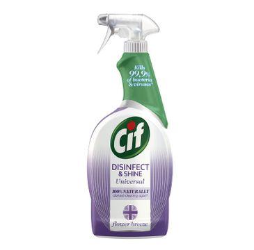 Cif Disinfect &Shine Spray czyszcząco-dezynfekujący Flower Breeze (750 ml)