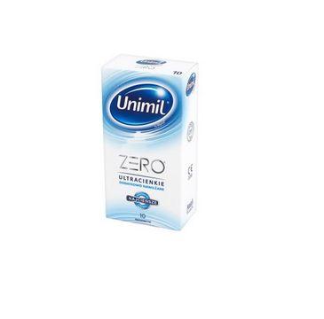 Unimil Zero lateksowe prezerwatywy 10szt