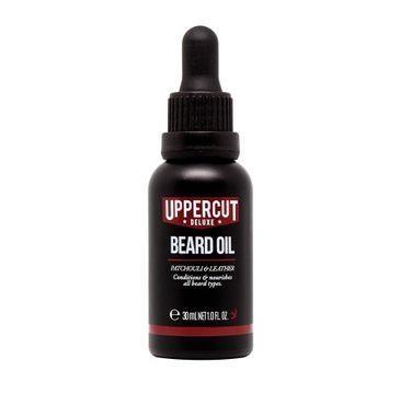 Uppercut Deluxe Beard Oil olejek do brody (30 ml)