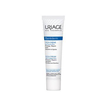 Uriage Bariederm Cica Cream regenerujący krem do skóry podrażnionej (40 ml)